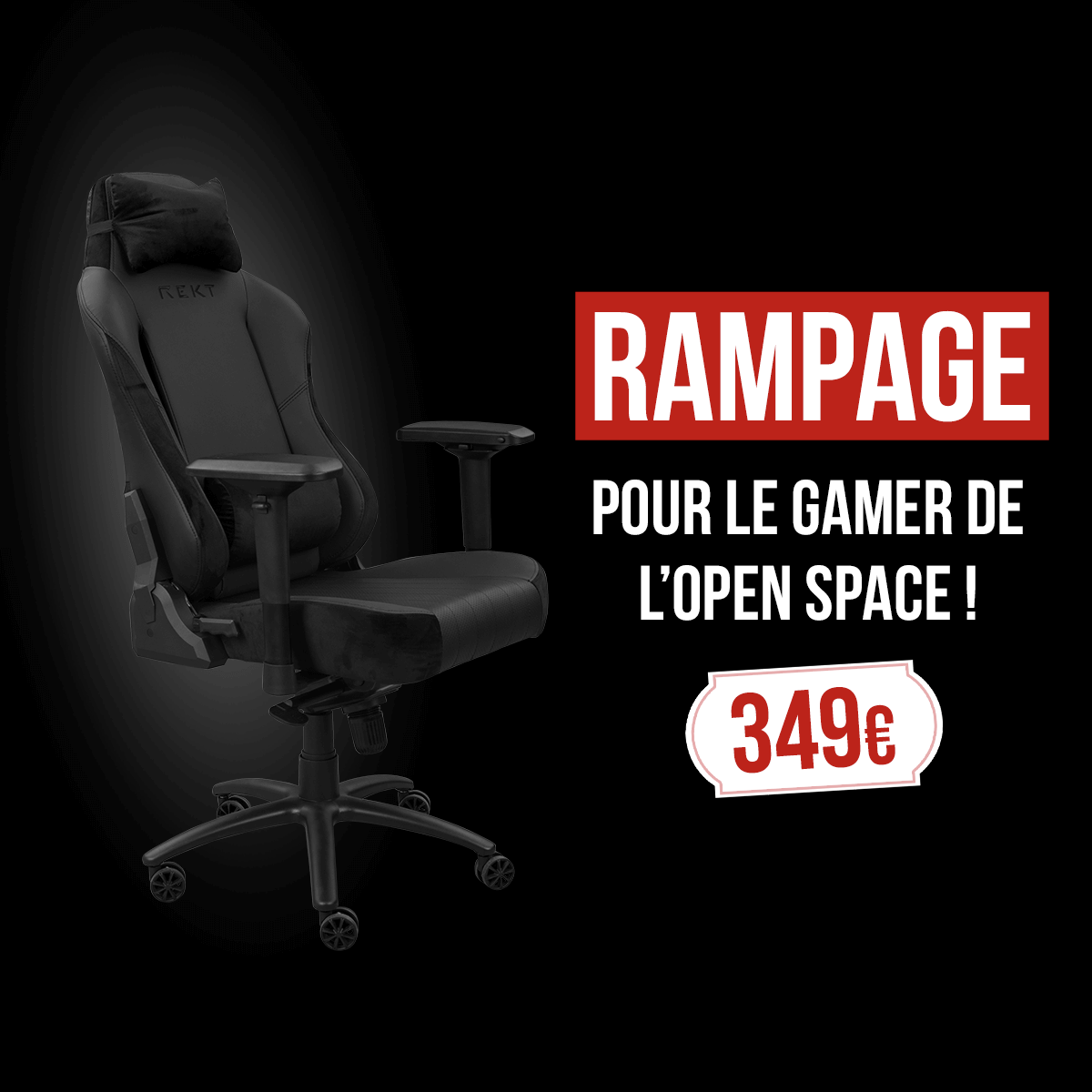 RAMPAGE Comfort